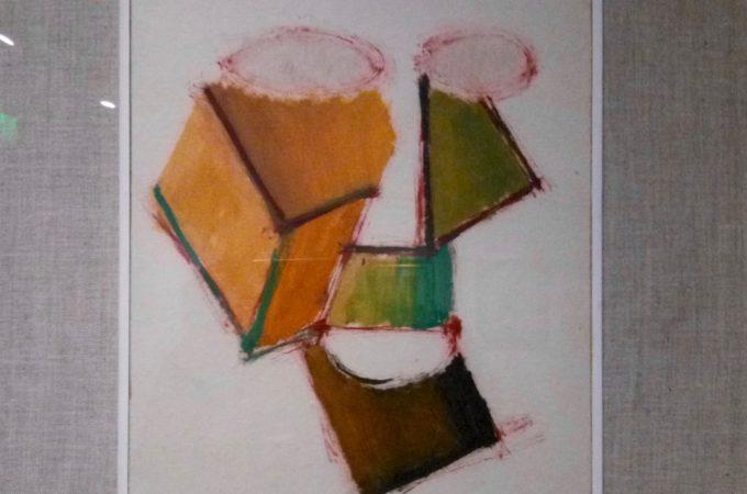Autoritratto, Tancredi Parmeggiani