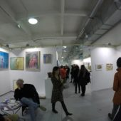 Inside Affordable Art Fair