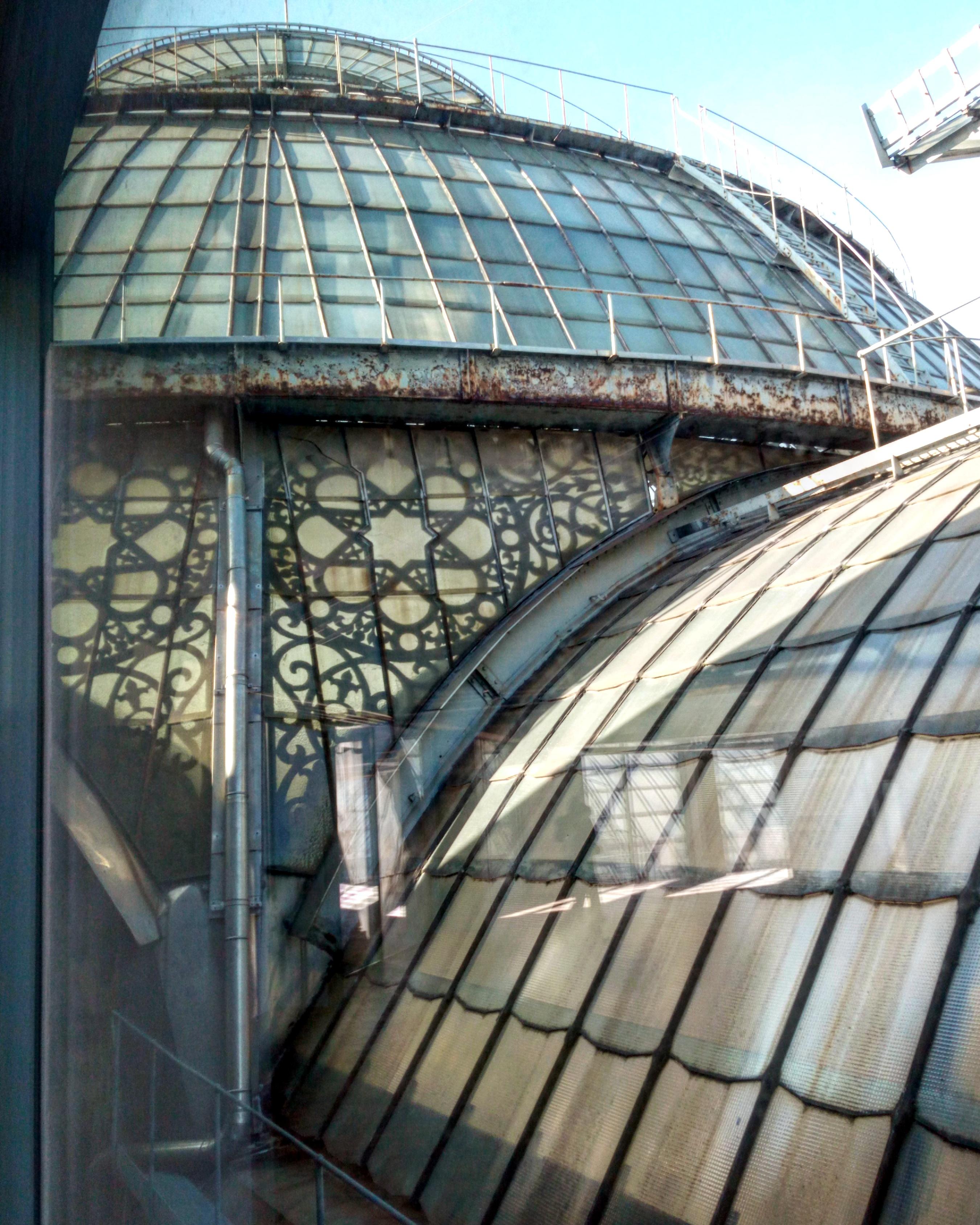Cupola della Galleria Vittorio Emanuele, Milano