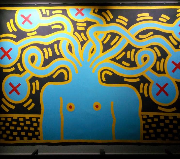 Keith Haring, Medusa