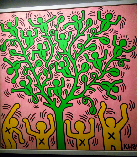 Keith Haring, The Tree of Life
