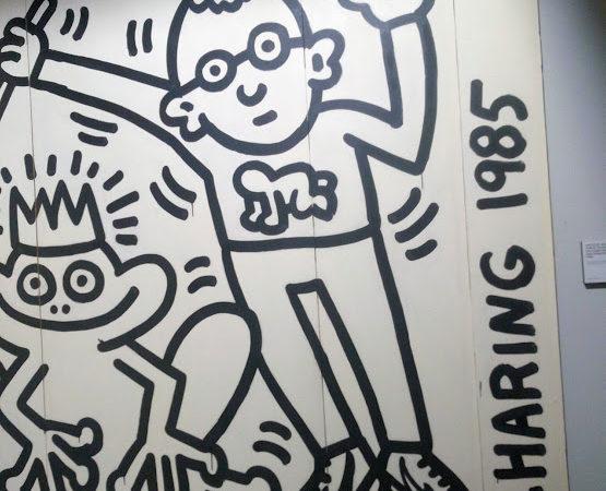 Keith Haring, mostra a Palazzo Reale