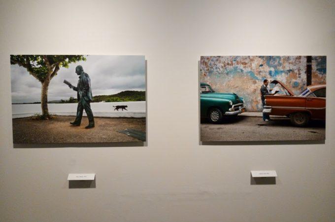 Leggere - mostra di Steve McCurry, Museo Santa Giulia, Brescia