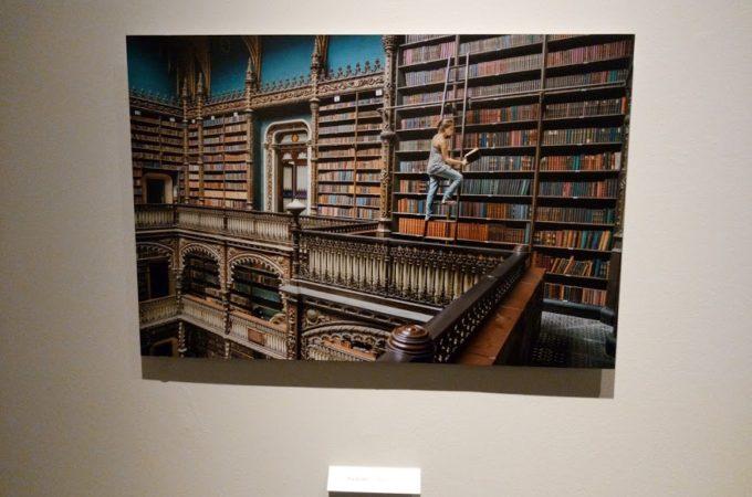 Libreria. Leggere, mostra Steve McCurry, Museo Santa Giulia, Brescia
