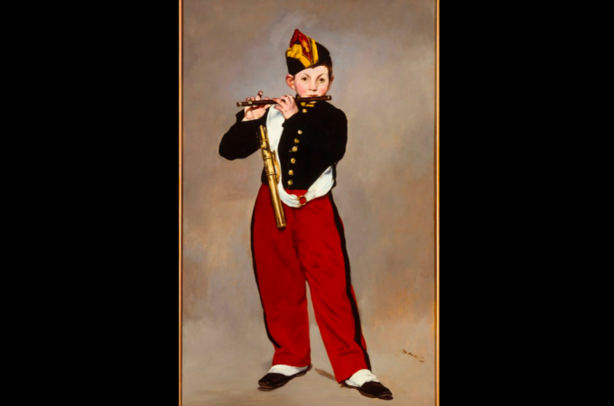 Edouard Manet, Il pifferaio, 1866