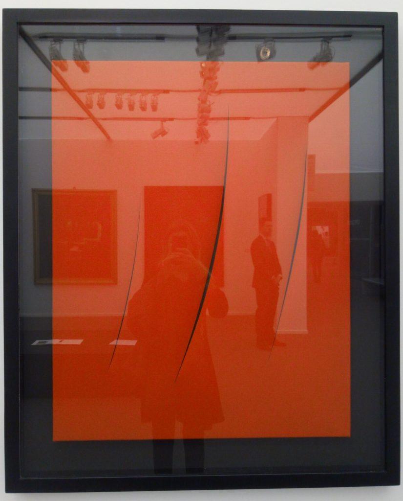 """Fontana, Concetto Spaziale """"attese"""", 1961, Robilant + Voena, Frieze Masters, Regent's Park"""