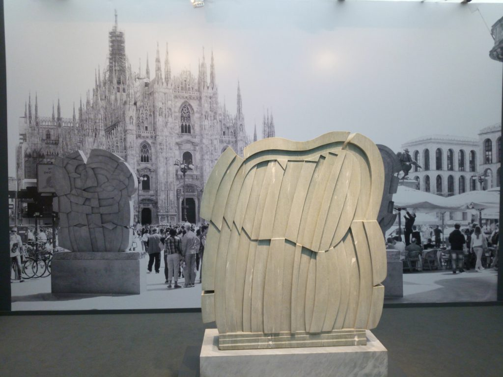 Pietro Consagra, Marmi, 1972 - 1991, Robilant + Voena, Frieze Masters, Regent's Park