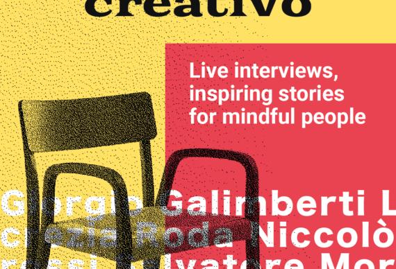 Il salotto creativo: gli ospiti