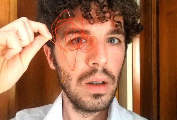 Intervista a Riccardo Antonio Leone, penna 3D