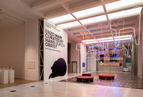 Enzo Mari curated by Hans Ulrich Obrist with Francesca Giacomelli, un tributo alla vita.