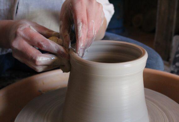Corso di ceramica con Niccolò Rossi